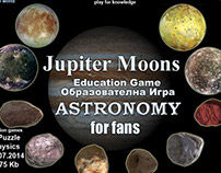 Jupiter Moons Online Game App