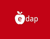 "Logotyp & Business card ""e-dap"""
