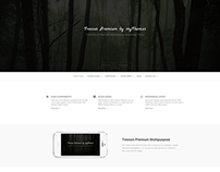 Treeson Premium Multipurpose WordPress Theme