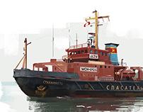 Ship Studies