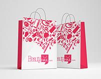 BeautyHaul shopping bag