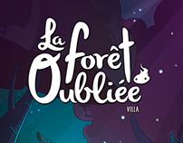 La Forêt Oubliée project cover
