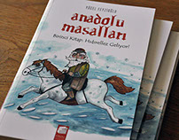 Anadolu Masalları / Childrenbook Illustrations