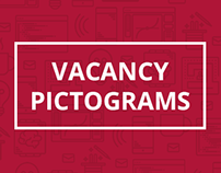 Vacancy Pictograms