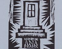 El Diario de Ana Frank (Linóleo) Ex Libris