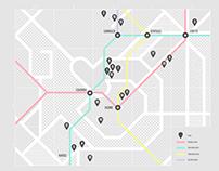 YumYum map