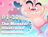 #1-30 怪物图鉴 The Monster Illustrated Handbook