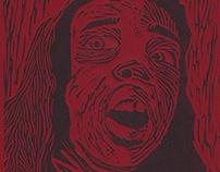 El Diario de Ana Frank (Linóleo)