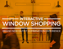 BOYNER INTERACTIVE WINDOW SHOPPING