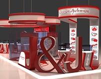 Johnson & Johnson Booth