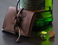 Glenfiddich Whisky Cufflinks
