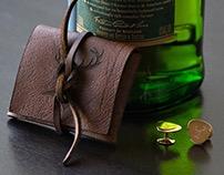 Glenfiddich Whisky Cufflinks
