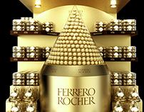 Ferrero Rocher pallet POSm