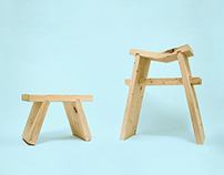 Solidarity Stool Series