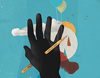 For M - Le Monde / Charlie Hebdo