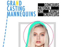 Design for a Casting Campaign for CNJC 2015 Paris