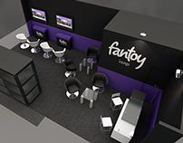 Fantoy Comic Com 2015 Lounge