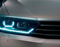 Volkswagen Belgium / Passat Night