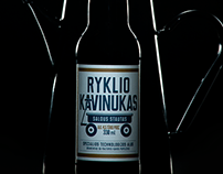 "Picture of Coffee Stout ""Ryklio Kavinukas"""