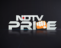 NDTV Prime Band Idents