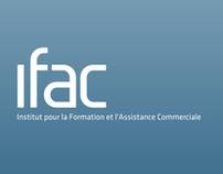 Ifac logo Identity