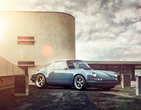 Porsche Test Shoot