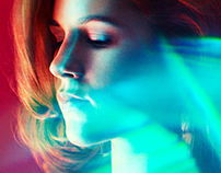 Katy B: Little Red Album Campaign