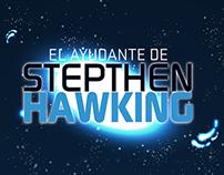El Ayudante de Stephen Hawking - App Educativa