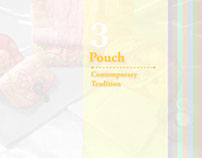 Contemporary Tradition Series 3 - Pouch