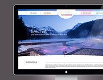 Balnéa - Web Design