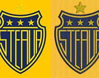 Steaua Bucuresti Logo Redesign