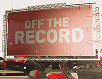 Off the Record - Opening titles