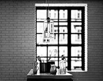 [ I N D U S T R I A L ]  apartment