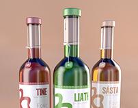 Four Leaf Spirits Label Packing