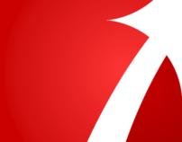 Logo design for software application