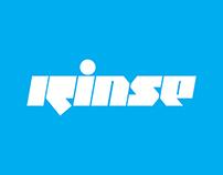 Rinse Branding / Part I
