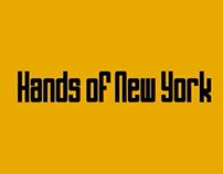 Hands of New York