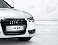 Calculated Perfection. The Audi A6