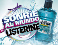 Listerine Key Visual