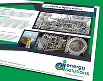 AI Energy Solutions, Literature Design