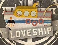 LOVE SHIP ANIMATION