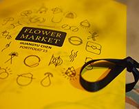 FLOWER MARKET- Portfolio