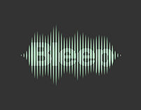 Bleep: Waveform Logo