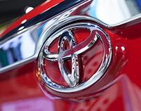 Salão Internacional do Automóvel - Toyota