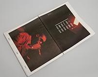 Promotion Material Shaun Bloodworth: Underground