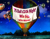 75 Ball £20k Night