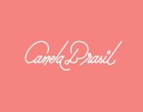 Canela Brasil - Branding