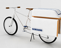 Bike Road Show - Samsung