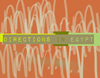 DIRECTIONS IN EGYPT.