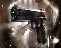 """Robb Long Imaging """"shoots"""" for Rock Island Armory"""